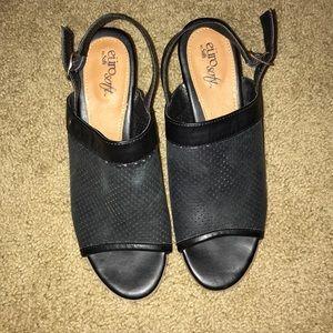 Shoes - Eurosoft Open Toe Sandals 8.5 M